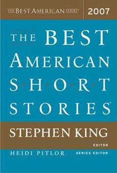 The Best American Short Stories 2007 0618713484 Book Cover