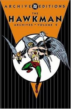 The Hawkman Archives, Vol. 2 - Book  of the DC Archive Editions