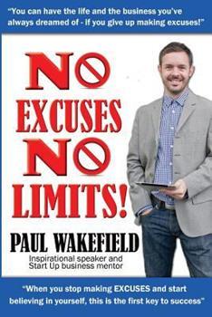 No Excuses, No Limits 191012527X Book Cover