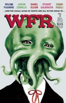 Weird Fiction Review #3 1613470401 Book Cover