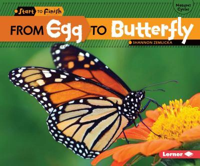 From Egg to Butterfly - Book  of the Start to Finish, Second Series