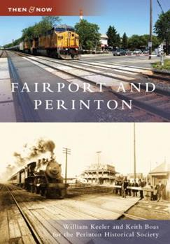 Fairport and Perinton - Book  of the  and Now