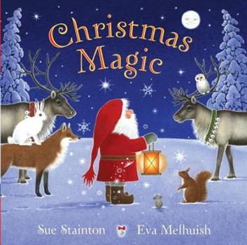 Hardcover Christmas Magic Book