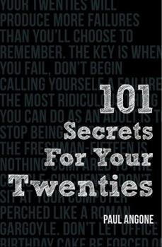 Paperback 101 Secrets for Your Twenties Book