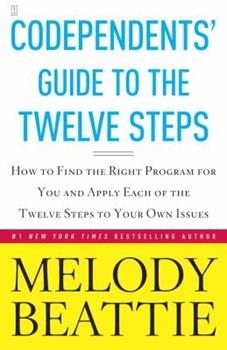 Codependents' Guide to the Twelve Steps 0671762273 Book Cover