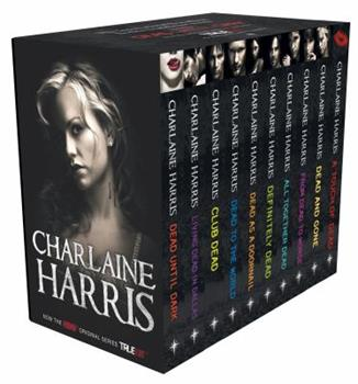 True Blood Collection - Book  of the Sookie Stackhouse