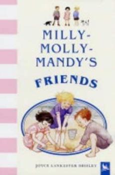 Milly-Molly-Mandy's Friends (Milly Molly Mandy) - Book  of the Milly-Molly-Mandy