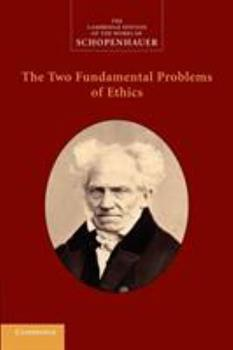 The Two Fundamental Problems of Ethics 1107414741 Book Cover