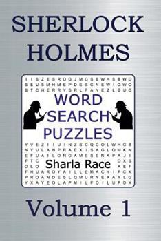 Paperback Sherlock Holmes Word Search Puzzles Volume 1: A Scandal in Bohemia and The Red-Headed League Book
