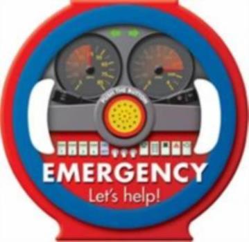 Board book Steering Wheel: Emergency Book