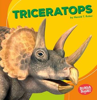 Triceratops - Book  of the Dinosaurs and Prehistoric Beasts