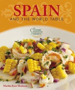 Spain and the World Table 0756633877 Book Cover