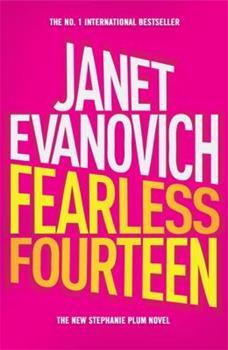 Paperback Fearless Fourteen: The New Stephanie Plum Novel Book