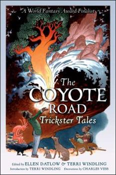 The Coyote Road: Trickster Tales 0670061948 Book Cover
