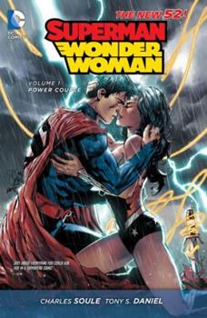 Superman/Wonder Woman, Vol. 1: Power Couple - Book #14 of the Super-Heróis DC