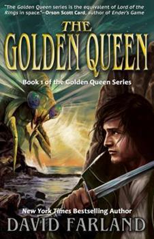 The Golden Queen - Book #1 of the Golden Queen