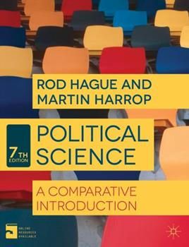 Paperback Political Science : A Comparative Introduction Book
