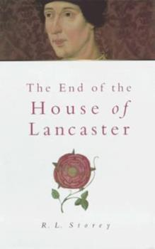 End of the House of Lancaster 0862992907 Book Cover