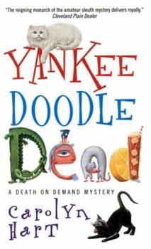 Yankee Doodle Dead (Death on Demand Mystery, Book 10) 0380793261 Book Cover