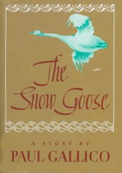 The Snow Goose 0394445937 Book Cover