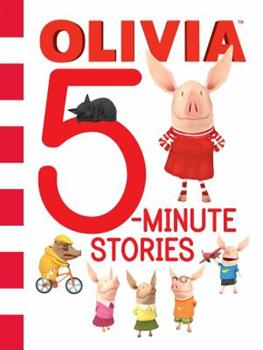 Olivia 5-Minute Stories - Book  of the 5-Minute Stories
