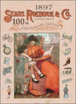 Paperback 1897 Sears Roebuck & Co Catalogue Book