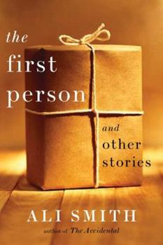 The First Person: and Other Stories 0307377717 Book Cover