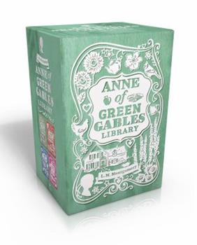 The Essential L. M. Montgomery: Anne of Green Gables, Anne of Avonlea, Anne of the Island, and Anne's House of Dreams with an Introduction by Nicholas Tamblyn, and Illustrations by Katherine Eglund - Book  of the Anne of Green Gables