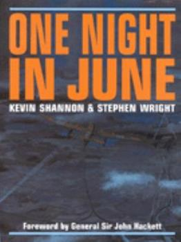 One Night in June: With the Glidon Pilots During the Invasion of Normandy 0905778553 Book Cover