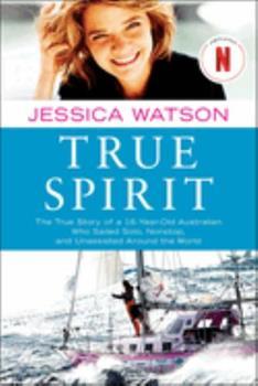 True Spirit 1451616317 Book Cover