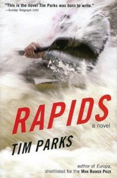 Hardcover Rapids: A Novel Book