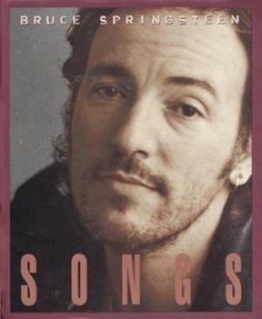 Hardcover Bruce Springsteen: Songs Book