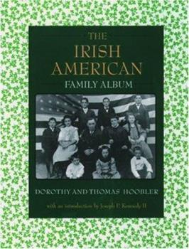 The Irish American Family Album (The American Family Albums) 0195124189 Book Cover