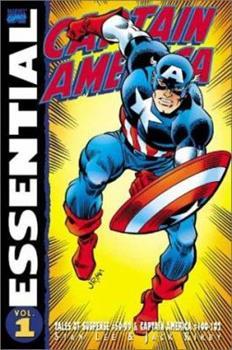 Essential Captain America - Book  of the Essential Marvel