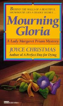 Mourning Gloria (Lady Margaret Priam Mysteries) 0449147045 Book Cover