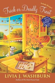 Trick or Deadly Treat 0451416694 Book Cover
