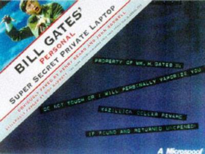 Bill Gates' Personal Super Secret Private Laptop A Microspoof 0684854643 Book Cover