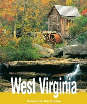 West Virginia - Book  of the Celebrate the States