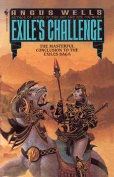 Exile's Challenge (Exiles, book 2) - Book  of the Exiles