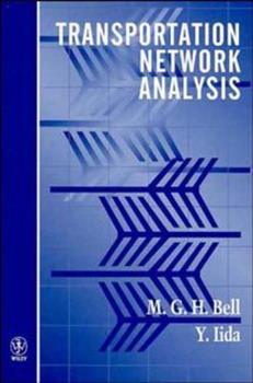 Hardcover Transportation Network Analysis Book