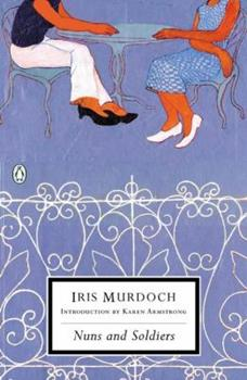 Nuns and Soldiers 0140061436 Book Cover