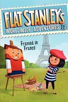 Framed in France 0062189840 Book Cover