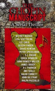 The Chopin Manuscript 1423377028 Book Cover
