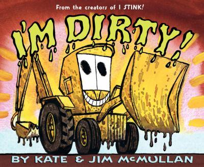 I'm Dirty! - Book  of the I'm ...!  -  Machines at Work