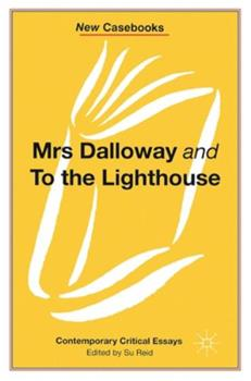 Paperback Mrs Dalloway and to the Lighthouse, Virginia Woolf Book