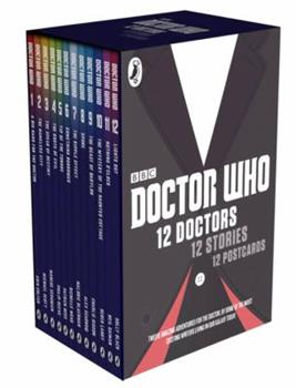 Doctor Who: 12 Doctors, 12 Stories 0141359889 Book Cover