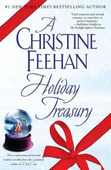 A Christine Feehan Holiday Treasury (Includes: Christmas Series Trilogy)