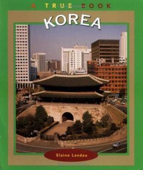 Paperback Korea (True Books-Geography: Countries) Book
