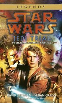 Jedi Trial - Book  of the Star Wars Legends