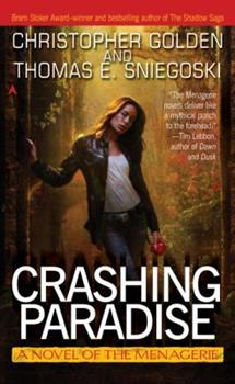 Crashing Paradise - Book #4 of the Menagerie
